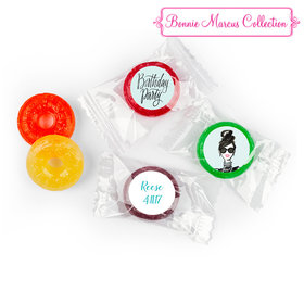 In Vogue Personalized Birthday LIFE SAVERS 5 Flavor Hard Candy Assembled