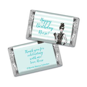 In Vogue Birthday Personalized Miniature Wrappers