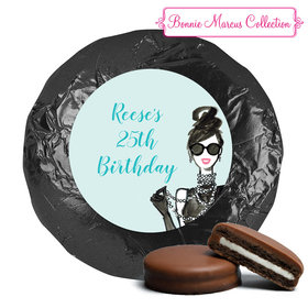 In Vogue Birthday Favors Milk Chocolate Covered Oreos Assembled