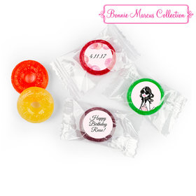 Blithe Spirit Personalized Birthday LIFE SAVERS 5 Flavor Hard Candy Assembled