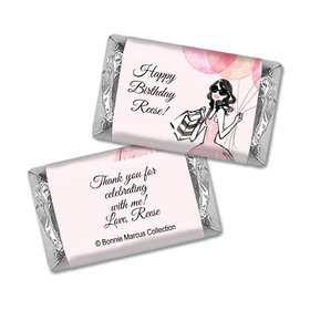 Blithe Spirit Birthday Personalized Miniature Wrappers