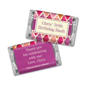 Wonderful Watercolors Personalized Miniature Wrappers