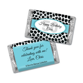 Spotted Safari Personalized Miniature Wrappers