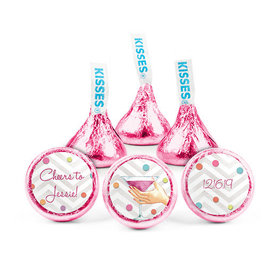 Personalized Birthday Cheers Hershey's Kisses (50 pack)