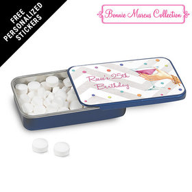 Bonnie Marcus Collection Personalized Mint Tin Here's to You (12 Pack)