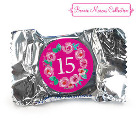 Personalized Bonnie Marcus Wreath Quinceanera York Peppermint Patties