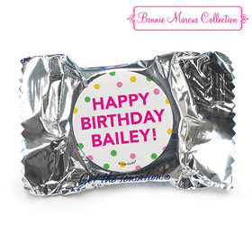 Personalized York Peppermint Patties - Bonnie Marcus Tropical Birthday