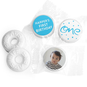 Personalized Bonnie Marcus Doodle One Birthday Life Savers Mints
