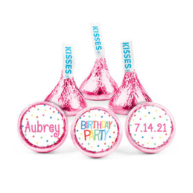 Personalized Birthday Sweet Celebration Hershey's Kisses (50 pack)