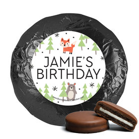Personalized Bonnie Marcus Birthday Scouting Pals Chocolate Covered Oreos