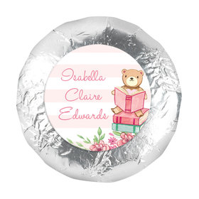 "Story Time Baby Girl 1.25"" Sticker (48 Stickers)"