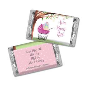 Rockabye Baby Baby Girl Personalized Miniature Wrappers
