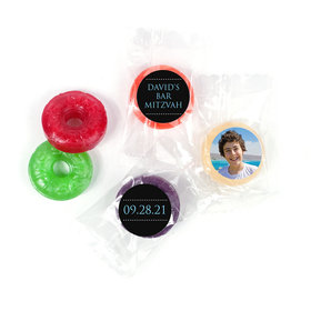 Bonnie Marcus Bar Mitzvah Personalized Classic LifeSavers 5 Flavor Hard Candy