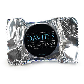 Personalized Bonnie Marcus Bar Mitzvah Classic York Peppermint Patties