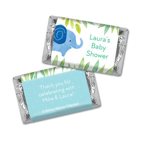 Safari Snuggles Personalized Miniature Wrappers