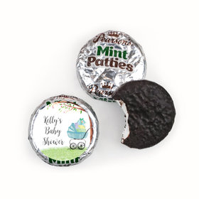 Bonnie Marcus Collection Baby Shower Rockabye Baby Pearson's Mint Patties