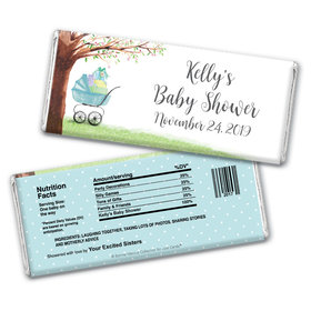 Rockabye Baby Personalized Candy Bar - Wrapper Only