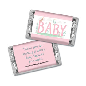 Personalized Bonnie Marcus Forest Fun Baby Shower Hershey's Miniatures