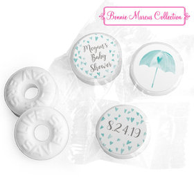 Personalized Bonnie Marcus Baby Shower Heart Shower Life Savers Mints