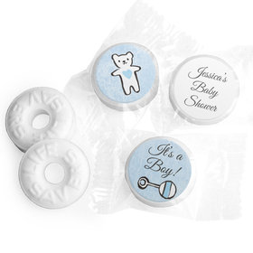 Personalized Bonnie Marcus Baby Shower Icons Life Savers Mints