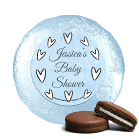 Personalized Bonnie Marcus Icons Baby Shower Milk Chocolate Covered Oreos