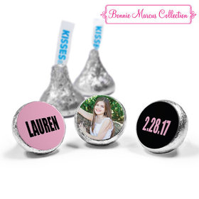 Bat Mitzvah Photo Personalized Completely Assembled Hershey's Kisses (50 Pack)
