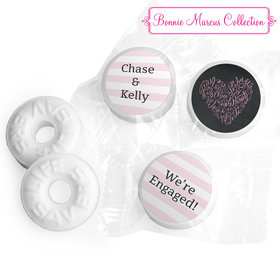 Whispering Heart Personalized Engagement LIFE SAVERS Mints Assembled