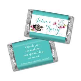 Personalized Mini Wrappers Only - Bonnie Marcus Engagement Chic Wedding Couple
