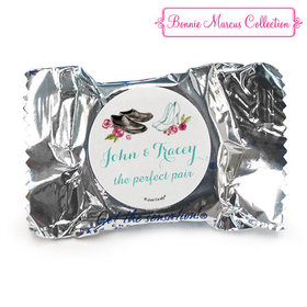 Personalized York Peppermint Patties - Engagement Chic Wedding Couple