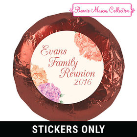 Blooming Joy Family Reunion Favors 1.25in Stickers