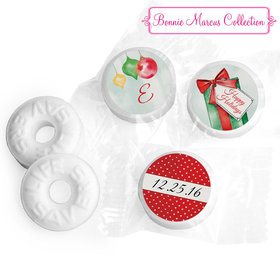 Pretty Present Personalized Holiday LIFE SAVERS Mints Assembled