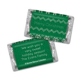 Holiday Cheer Holiday Personalized Miniature Wrappers