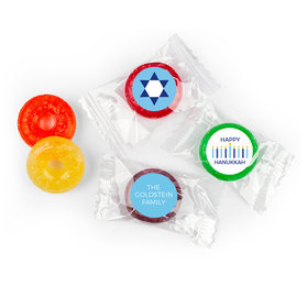 Personalized Life Savers 5 Flavor Hard Candy - Bonnie Marcus Hanukkah