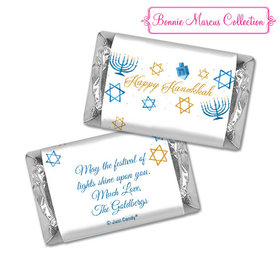 Personalized Bonnie Marcus Hershey's Miniatures - Hanukkah 8 Crazy Nights