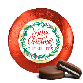 Personalized Bonnie Marcus Chic Christmas Chocolate Covered Oreos