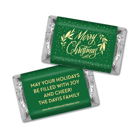 Personalized Bonnie Marcus Chic Christmas Mini Wrappers Only