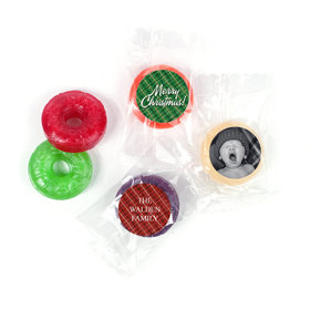 Personalized Bonnie Marcus Christmas Classical LifeSavers 5 Flavor Hard Candy