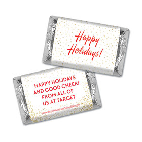 Personalized Bonnie Marcus Holiday Celebration Christmas Mini Wrappers Only