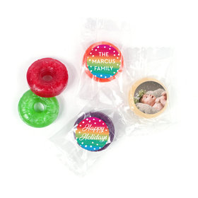 Personalized Bonnie Marcus Christmas Holiday Magic LifeSavers 5 Flavor Hard Candy