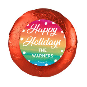 Personalized Bonnie Marcus Holiday Magic Christmas Chocolate Covered Oreos