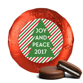 Personalized Chocolate Covered Oreos - Christmas Ho Ho Ho's
