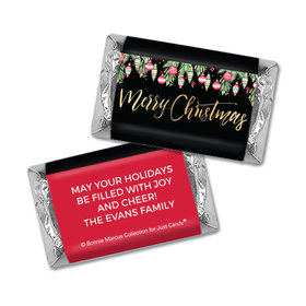 Personalized Bonnie Marcus Mini Wrappers Only - Christmas Ornate Ornaments