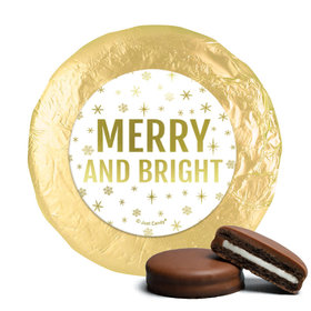 Personalized Chocolate Covered Oreos - Christmas Merry & Bright