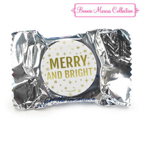Personalized York Peppermint Patties - Christmas Merry & Bright