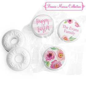 Bonnie Marcus Collection Easter Pink Flowers Life Savers Mints