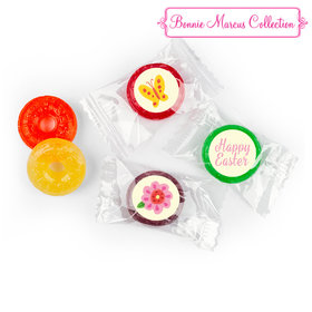 Bonnie Marcus Collection Easter Spring Flowers LifeSavers 5 Flavor Hard Candy Assembled (300 Pack)