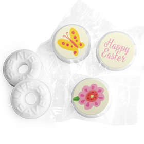 Bonnie Marcus Collection Easter Spring Flowers Life Savers Mints Assembled