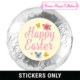 "Bonnie Marcus Collection Easter Spring Flowers 1.25"" Stickers (48 Stickers)"