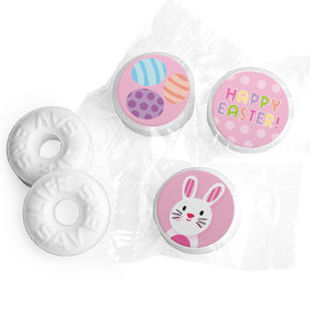 Bonnie Marcus Collection Easter Pink Dots Life Savers Mints Assembled