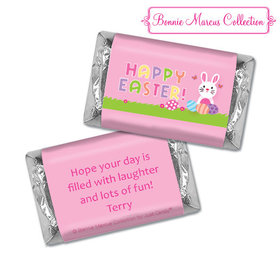 Bonnie Marcus Collection Easter Pink Dots Hershey's Assembled